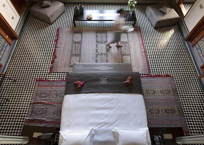 story pic bedroom Palais Amani