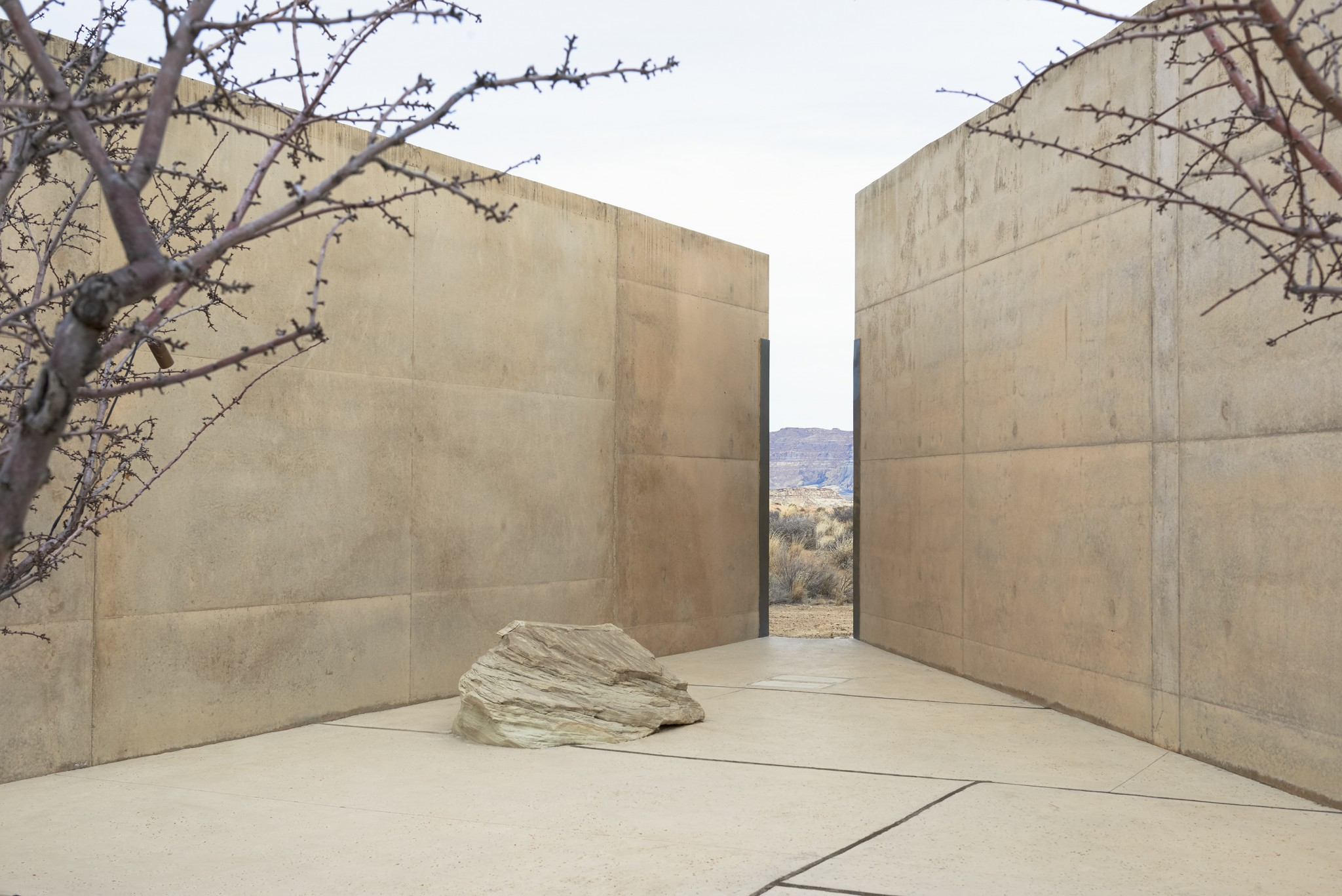 aman resorts utah 2. Elegant Architectural Details Abound At The Amangiri Hotel. Photograph: William Green Aman Resorts Utah 2