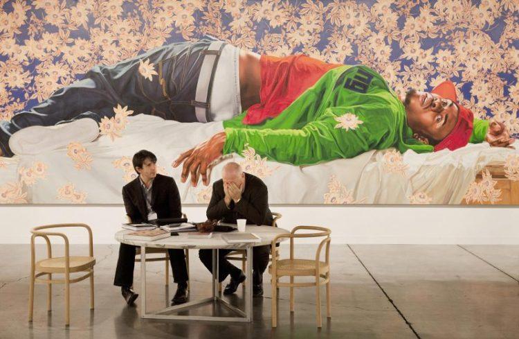 Sean Kelly, Art Miami Basel 2010 Kehinde Wiley