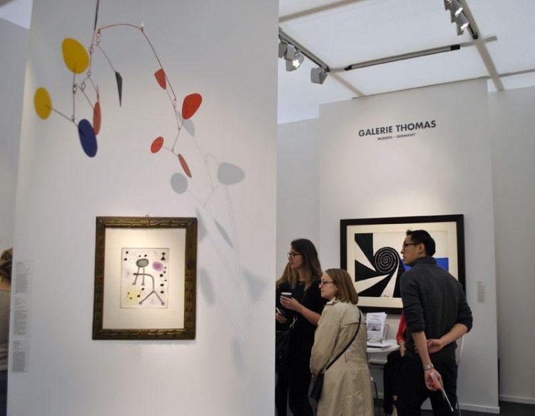 Miro and Calder