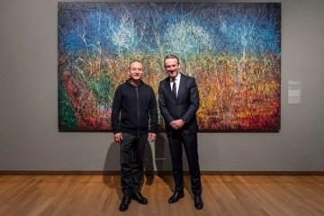 Zeng and Van Gogh Museum