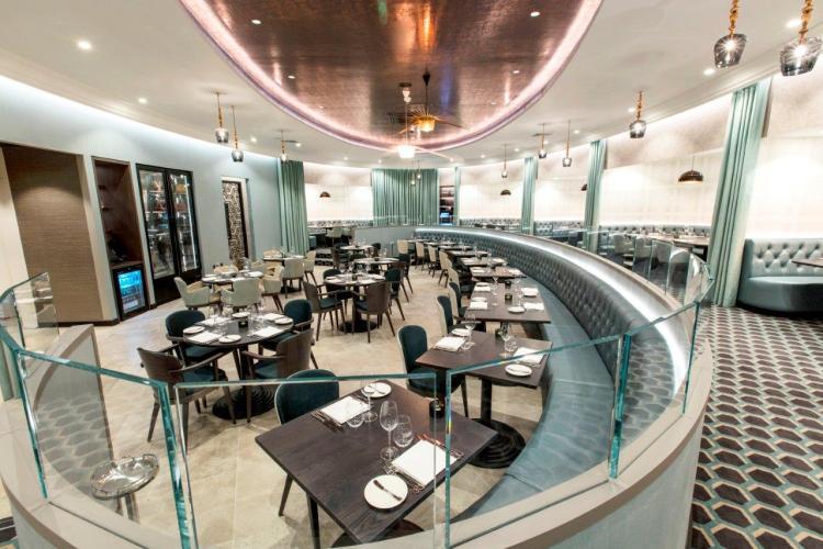 M Restaurant Victoria Street
