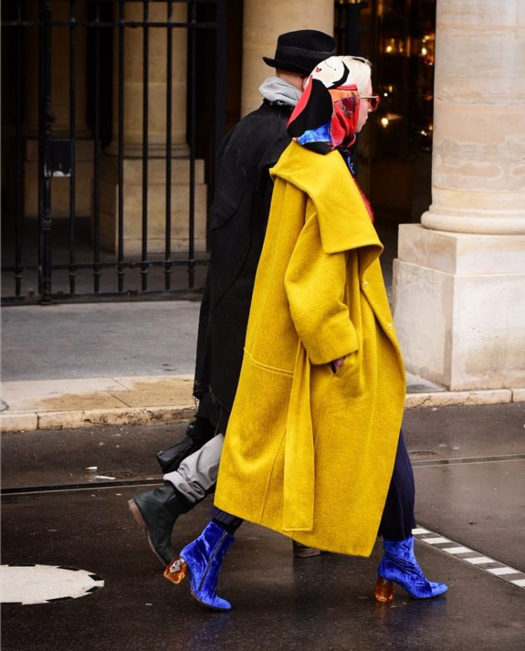 Paris fashion week men's 2018. Photography by Liam Pearson