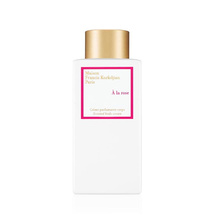 MFK-A LA ROSE Crème parfumante corps