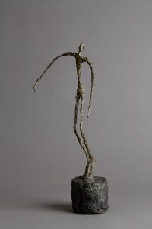 Alberto Giacometti. Homme qui chavire, 1950
