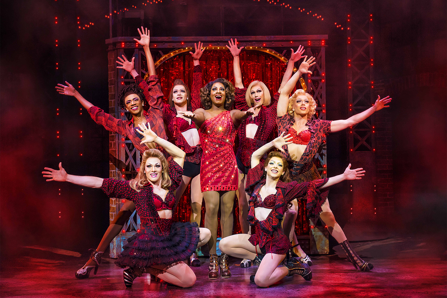 Kinky Boots Is The Musical For Generation Drag Race The Glass Magazine