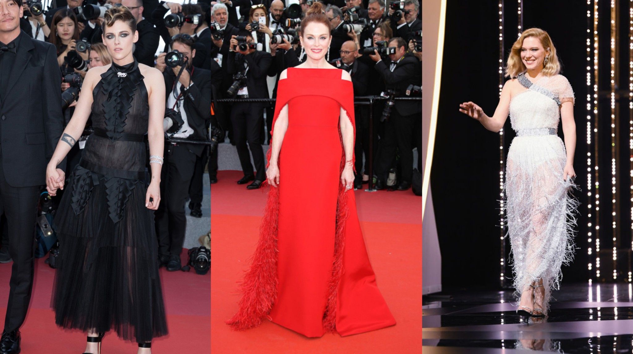 The best looks from the Cannes 2018 Film Festival so far – The Glass  Magazine aa7e844ab1e