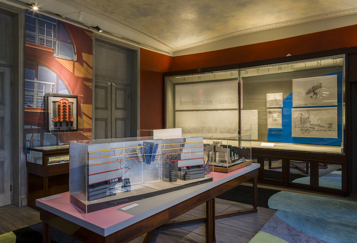 Exhibition - The Return of the Past: Postmodernism in British Architecture