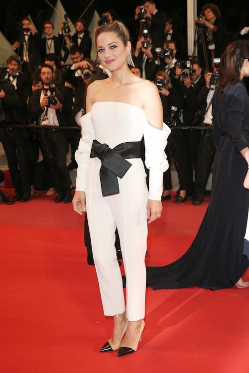 Marion Cotillard in GIORGIO ARMANI Cannes 2018