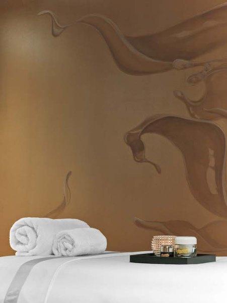 Glass visits Spa de La Mer at Baccarat Hotel, New York – The