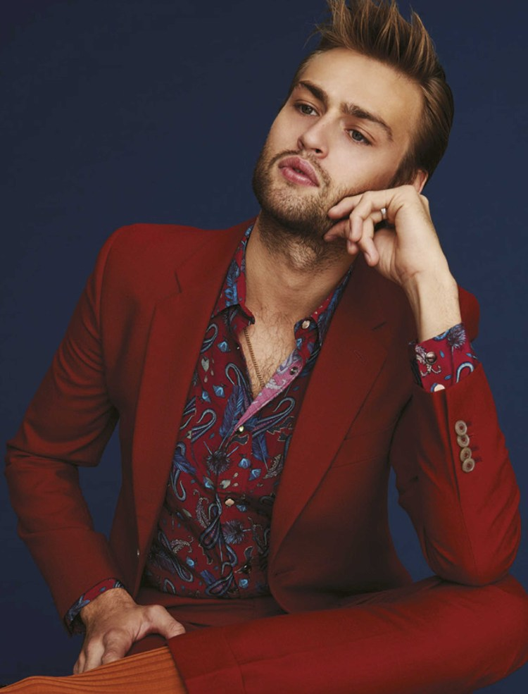 Glass interviews British actor Douglas Booth – The Glass ...