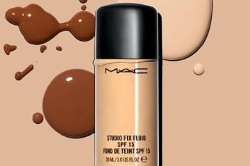 MAC spf foundation