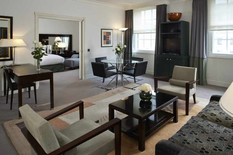 At the top of its game - Sofitel London St James wows