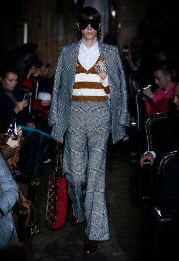 Image result for Gucci SS19 Show Featured