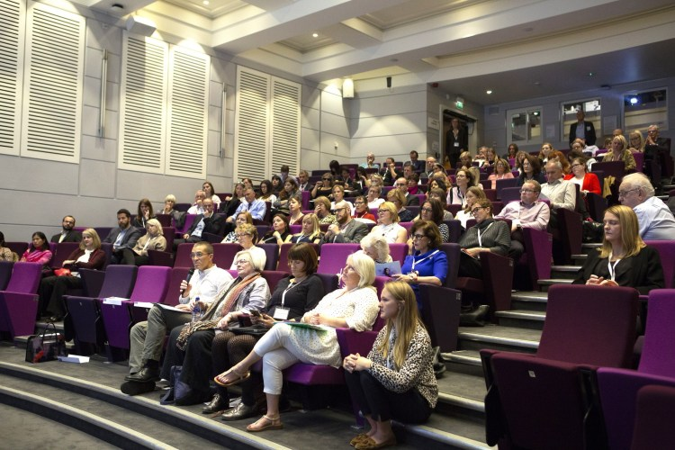 IFRA Delegates at this year's conference in London