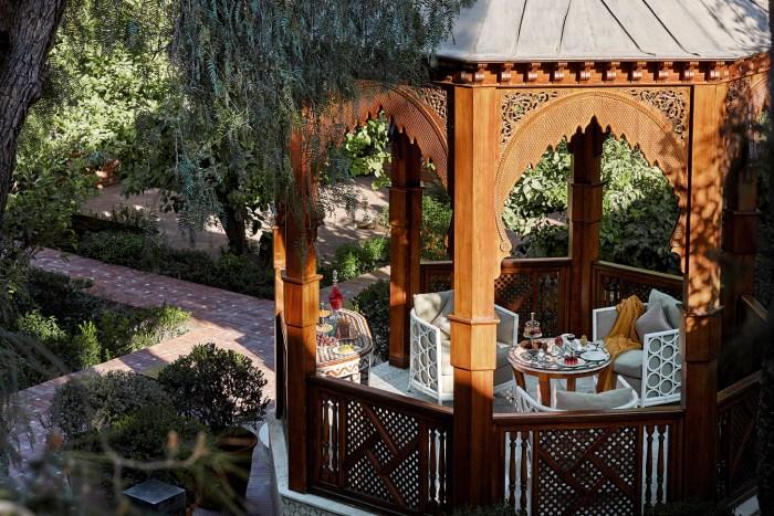 dcddf3aaf57 Glass explores The Royal Mansour – the luxury resort in the heart of  Marrakesh