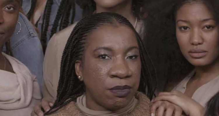 Glass talks to civil rights activist Tarana Burke founder of the #MeToo movement