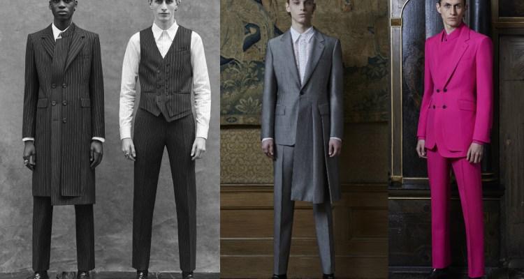 Alexander McQueen Menswear SS20 Feature Image