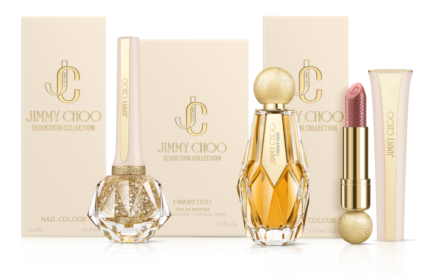 Jimmy Choo launches first cosmetics