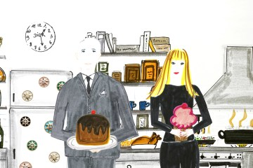 Dior Drawings feature image