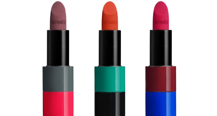 Hermes Lipstick AW21 Feature