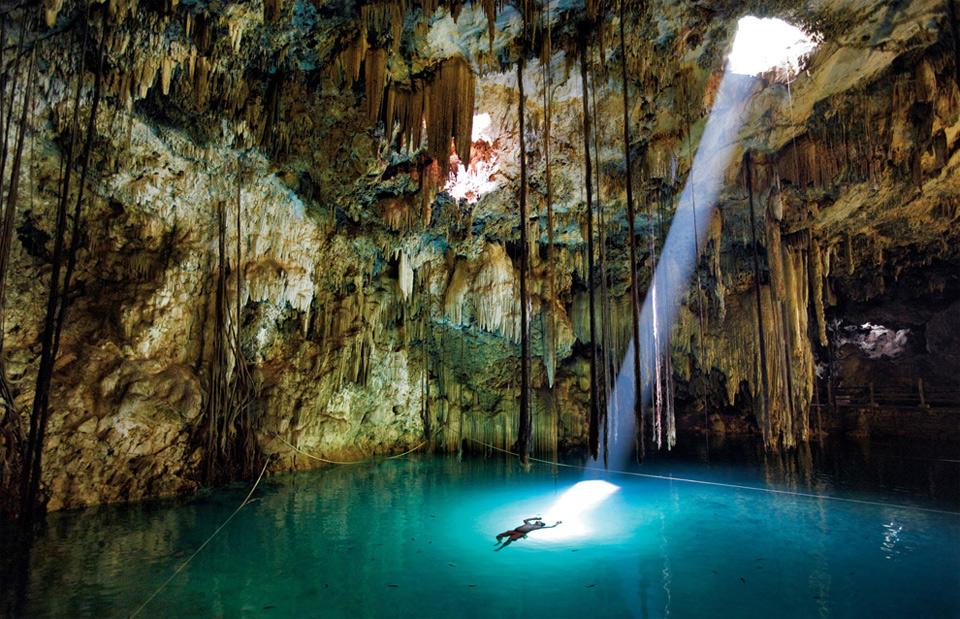 mayas-cave