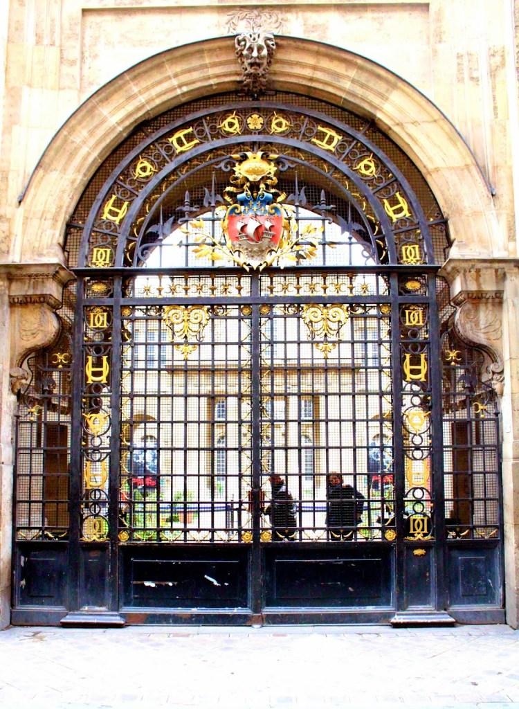 Gateway to Carnavalet