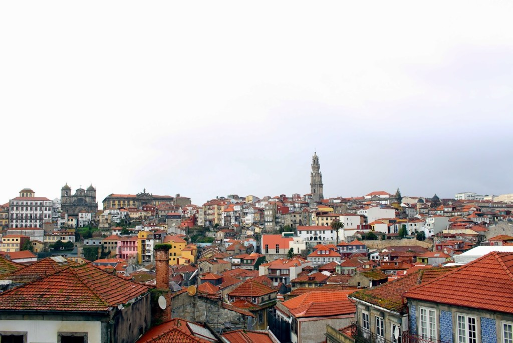 Porto Part 6: The Solo Flight