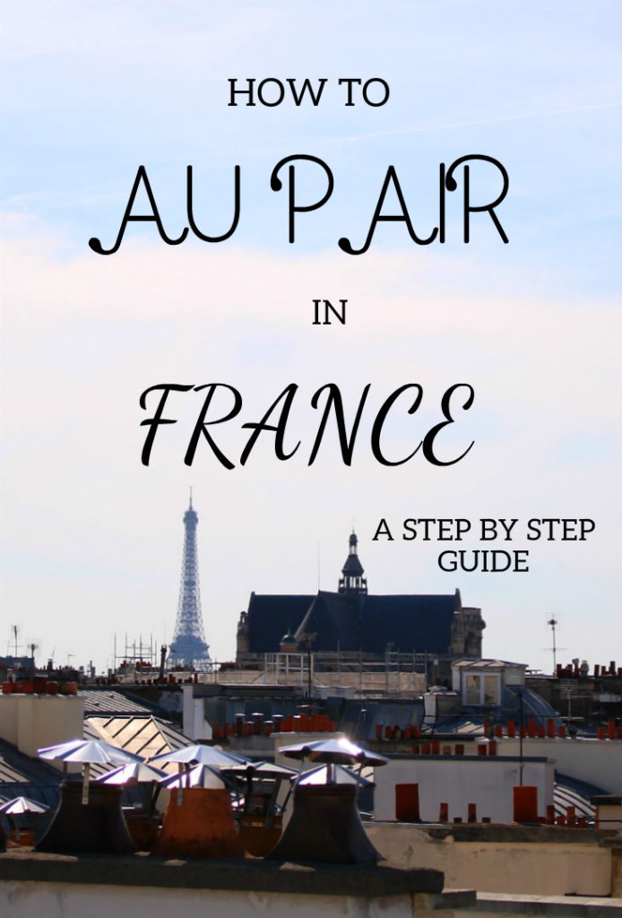 How to Au Pair in France