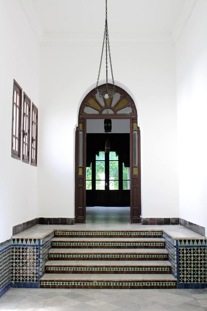 Doorway at the Grand Mosquee