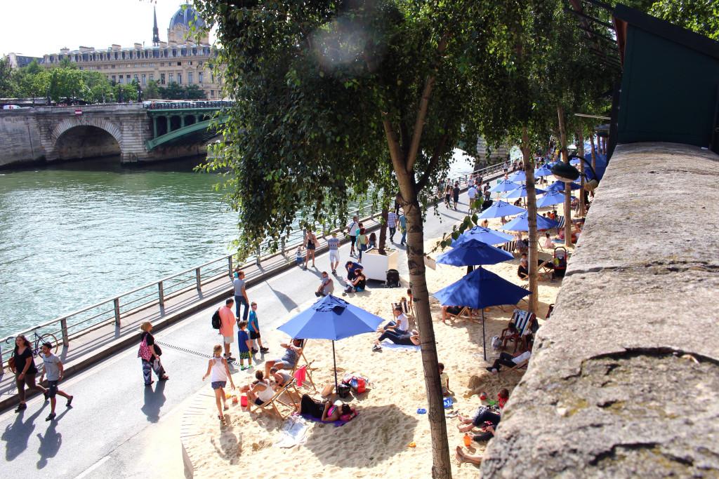 Paris Plages 2015 1