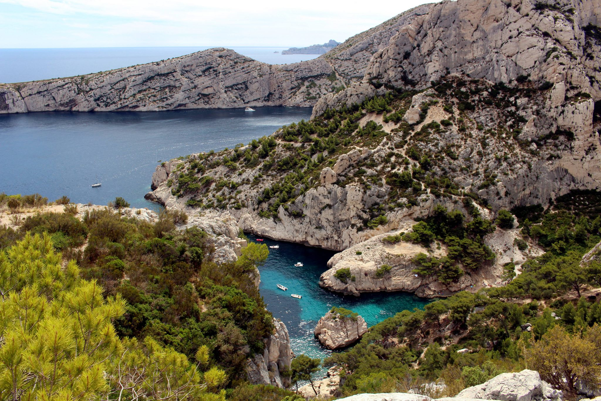 Calanques And Cassis The Glittering Unknown