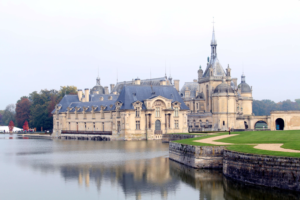 Château de Chantilly, Day trip to Chantilly, The Glittering Unknown