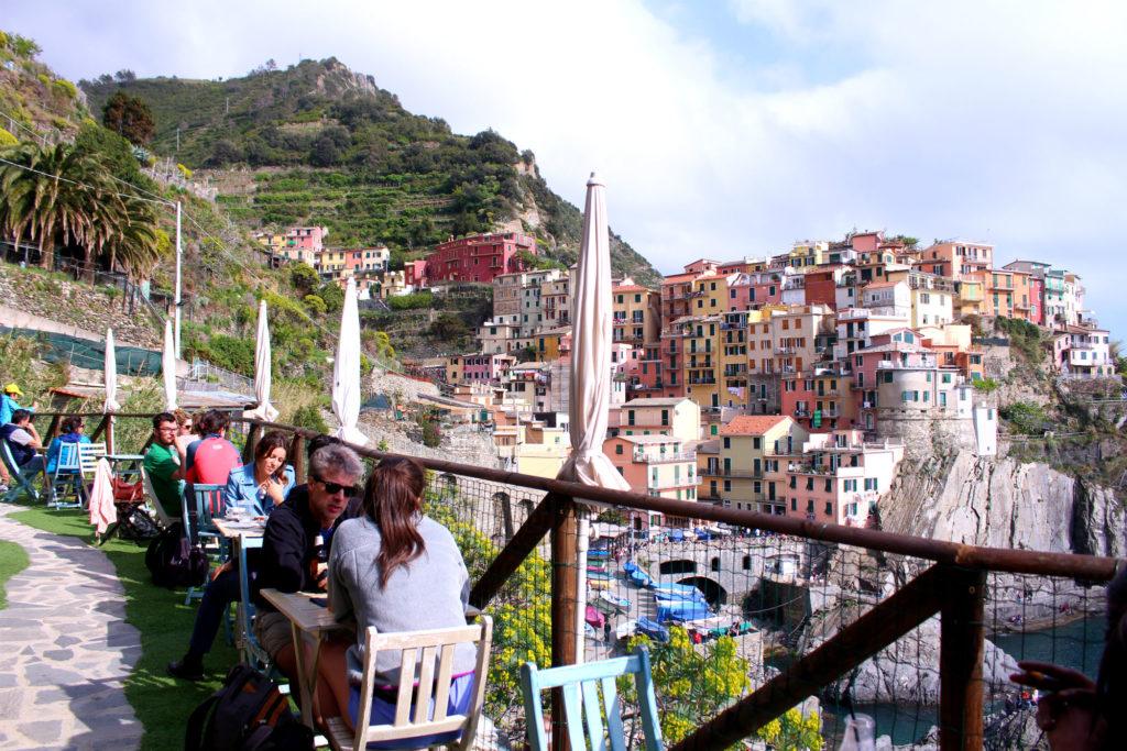 The Glittering Unknown Nessun Dorma Manarola Cinque Terre Italy