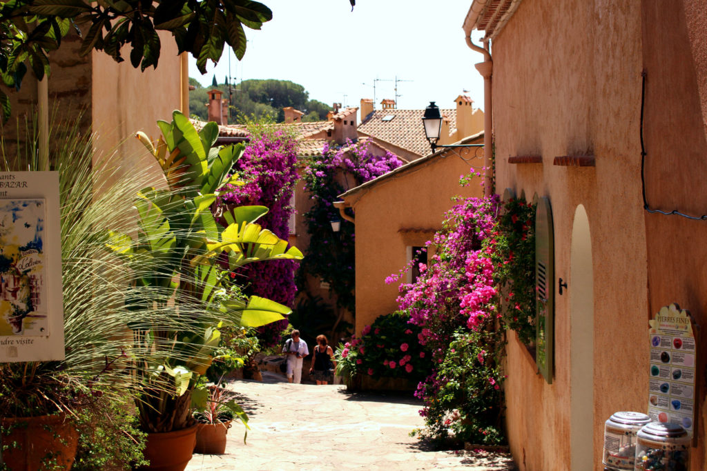 Bormes-les-Mimosas- 5 of the Prettiest Villages on the French Riviera