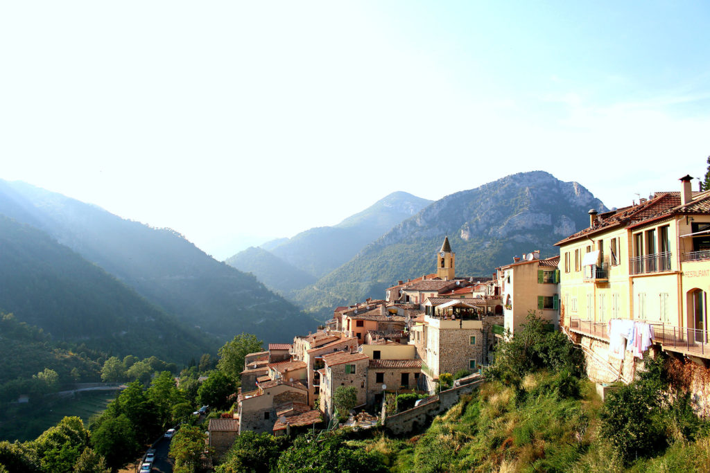 Sainte Agnes- 5 of the Prettiest Villages on the French Riviera