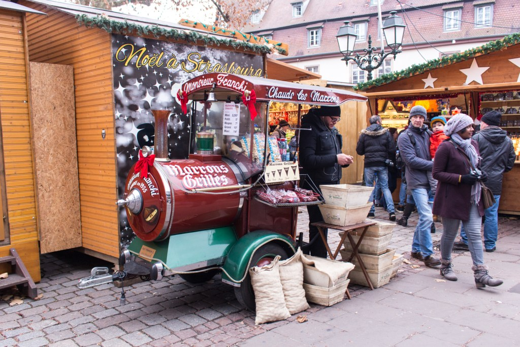 Chestnut train: A Christmas Getaway in Alsace (Strasbourg Christmas Markets)