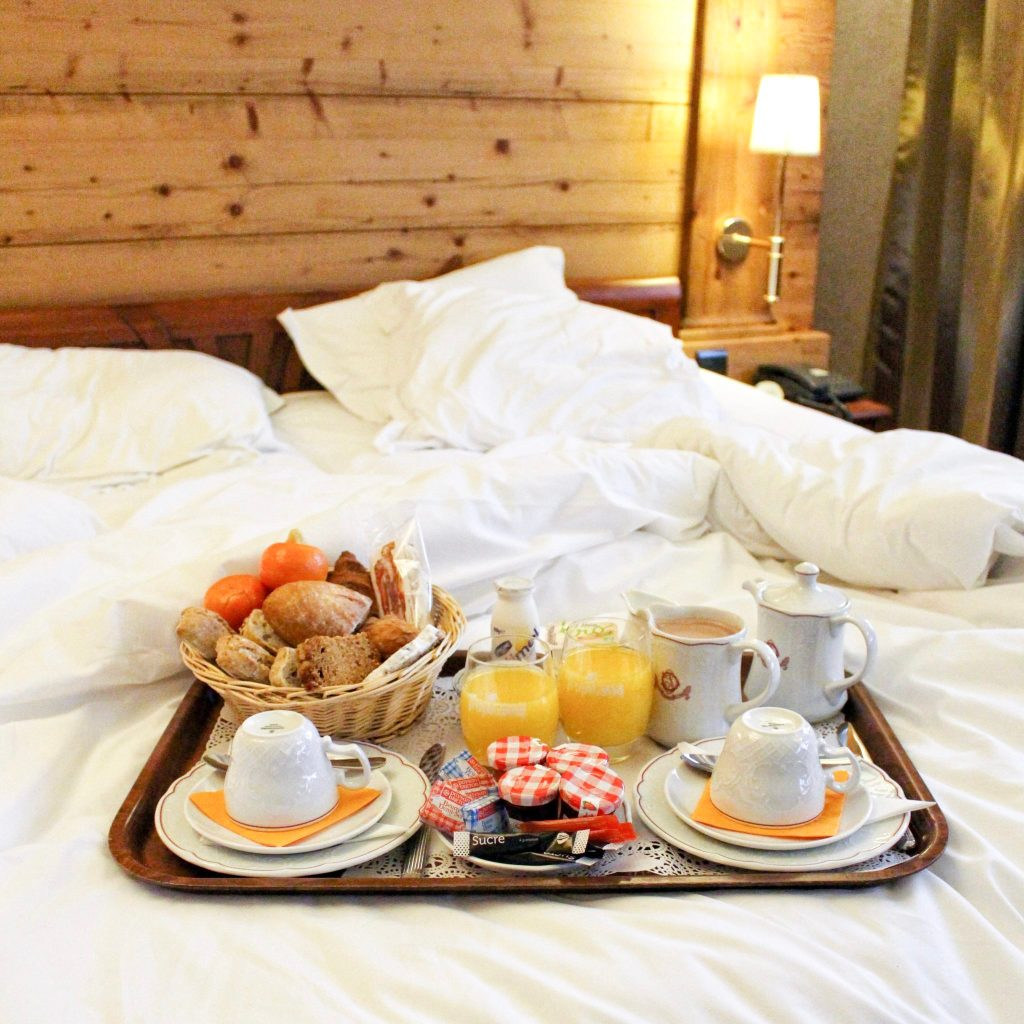 Breakfast in bed by HappyCulture: A Christmas Getaway in Alsace (Strasbourg Christmas Markets)
