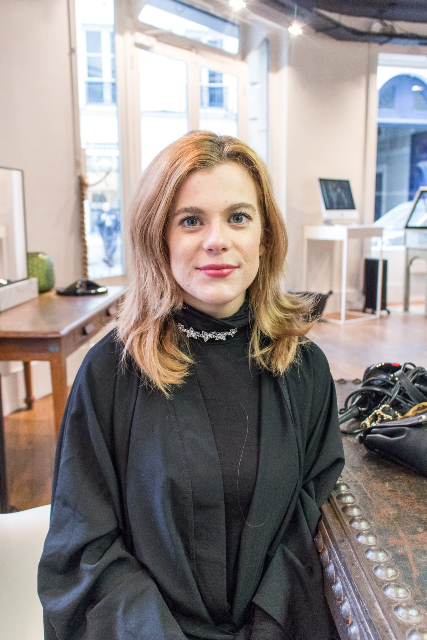 The Best English Speaking Hair Salon In Paris The Glittering Unknown