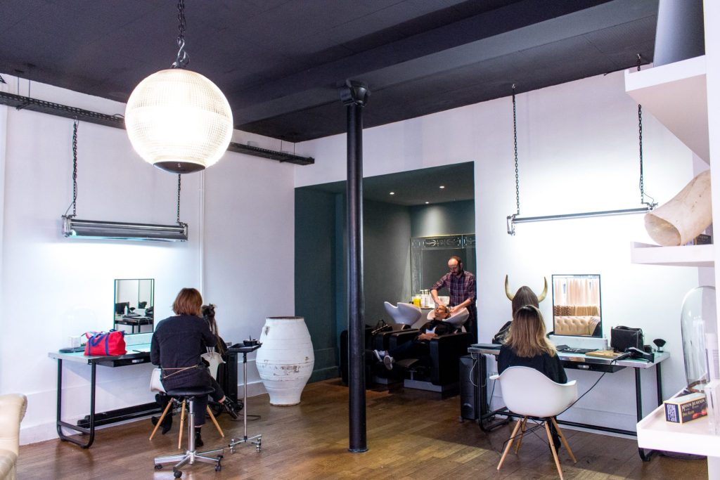 Studio Marisol hair salon- The Best English Speaking Hair Salon in Paris