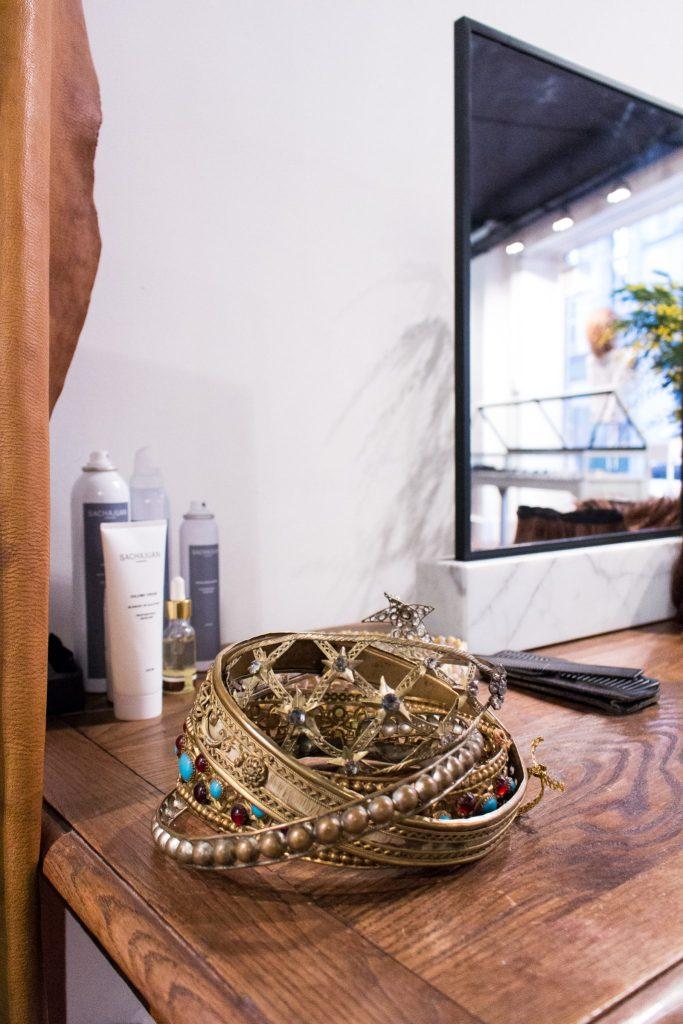 Studio Marisol hair accessories- The Best English Speaking Hair Salon in Paris