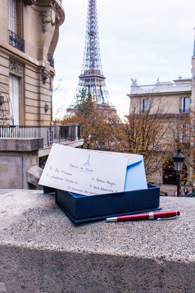 5 Can't-Miss Places in the City of Lights- #DestinationDempsey JetSet Collection