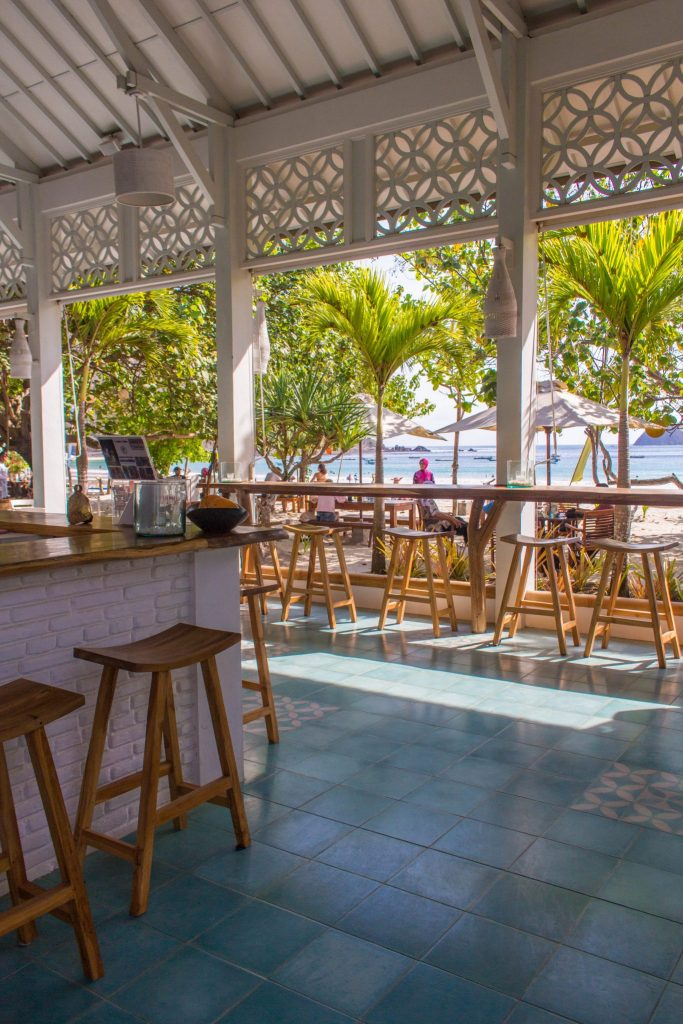 Laut Biru Bar & Restaurant- Why You Need to Visit Lombok, Indonesia NOW