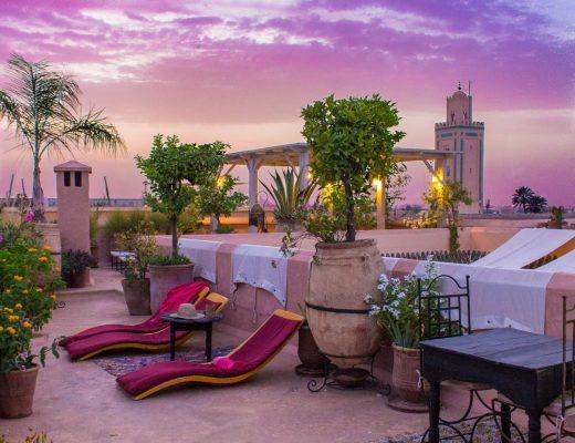 Dar Lalla F'dila: A Historic Riad in Marrakech