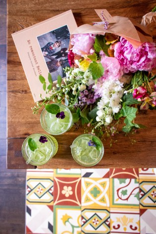 Flowers and Cocktails, Hotel Fabric, Paris