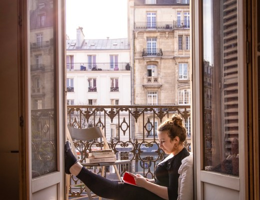 12 Books Set in Paris