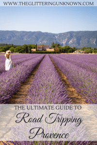 Ultimate Guide to a Summer Road Trip in Provence