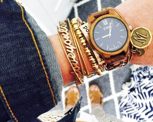 What is the coolest fall accessory? my new JORD watch, and a contest