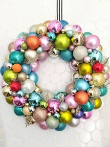 Christmas ornaments, Christmas decorations, pastel decorations, paper snowflakes, mantel love, wreaths, Christmas wreaths