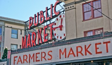 Seattle Pike Place Public Market